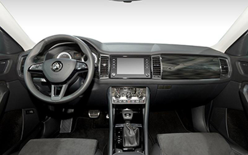 een skoda kodiaq 1 5 tsi act 110kw sportline business 5d leasen vanaf 539 athlon essential. Black Bedroom Furniture Sets. Home Design Ideas