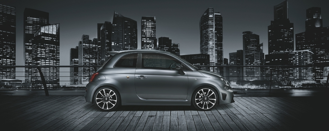 Abarth leasen
