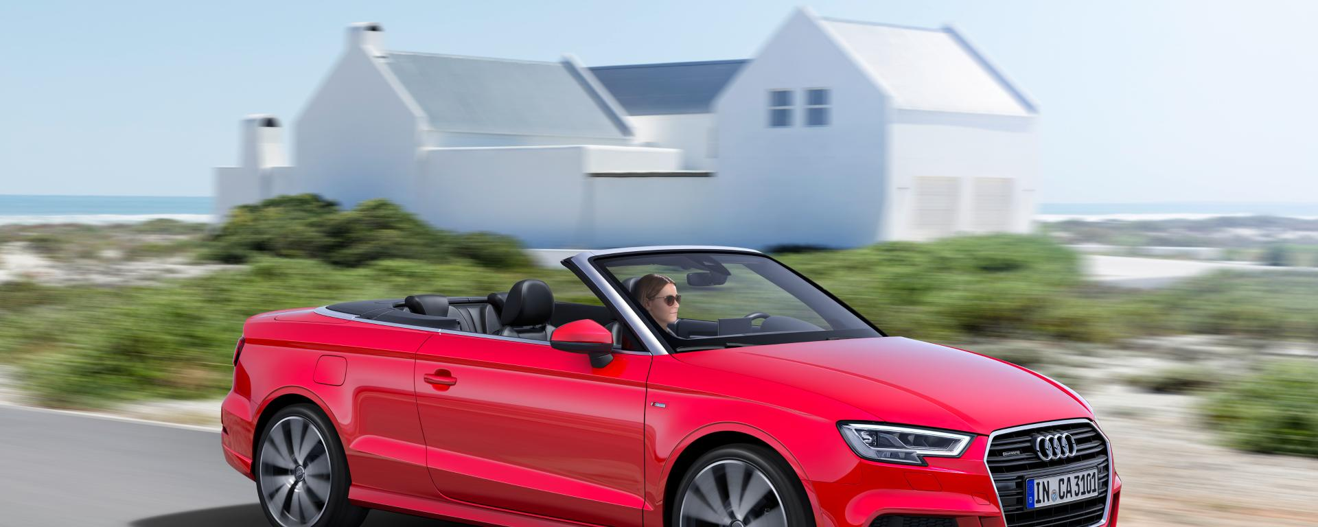 Audi A3 Cabriolet leasen