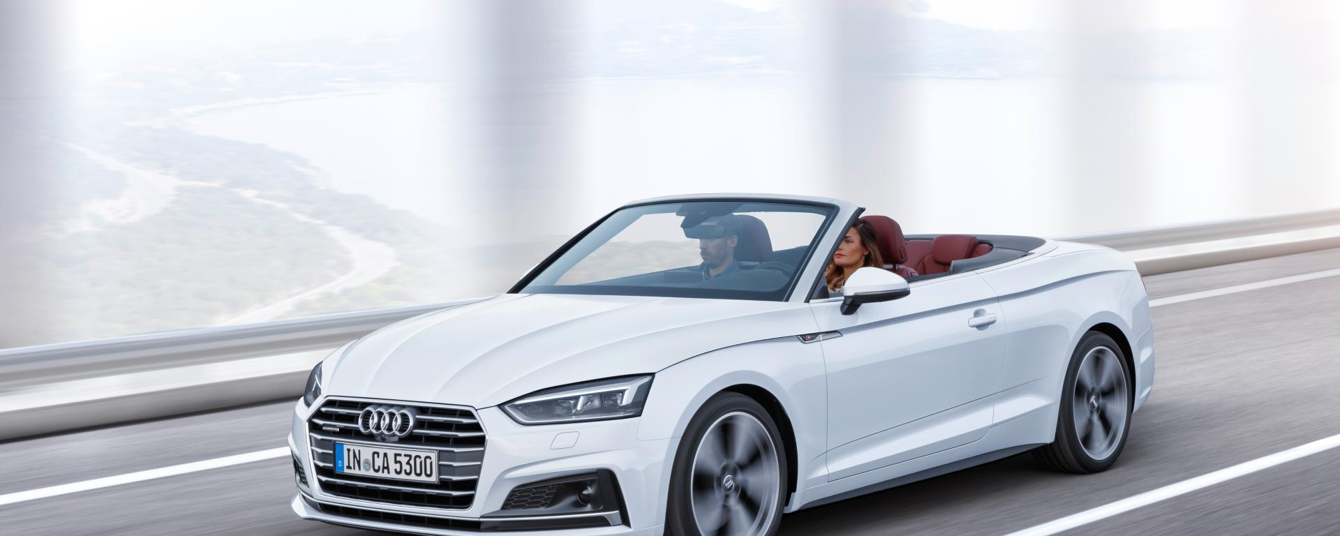 Audi A5 Cabriolet leasen