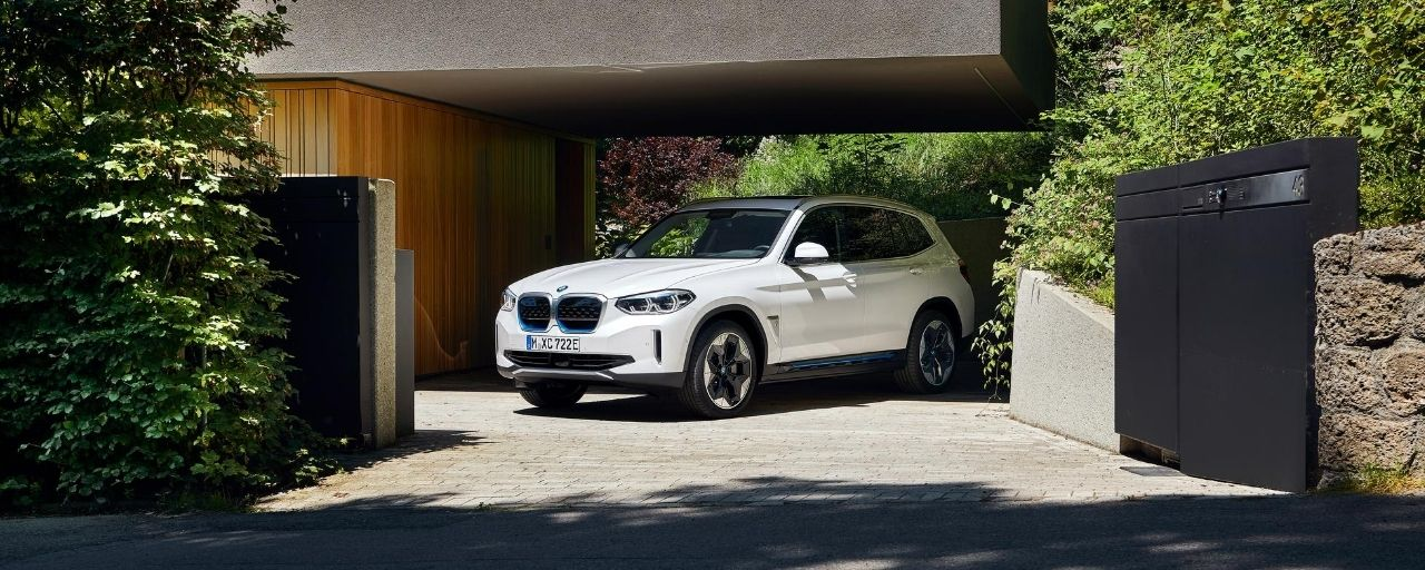 BMW ix3 leasen