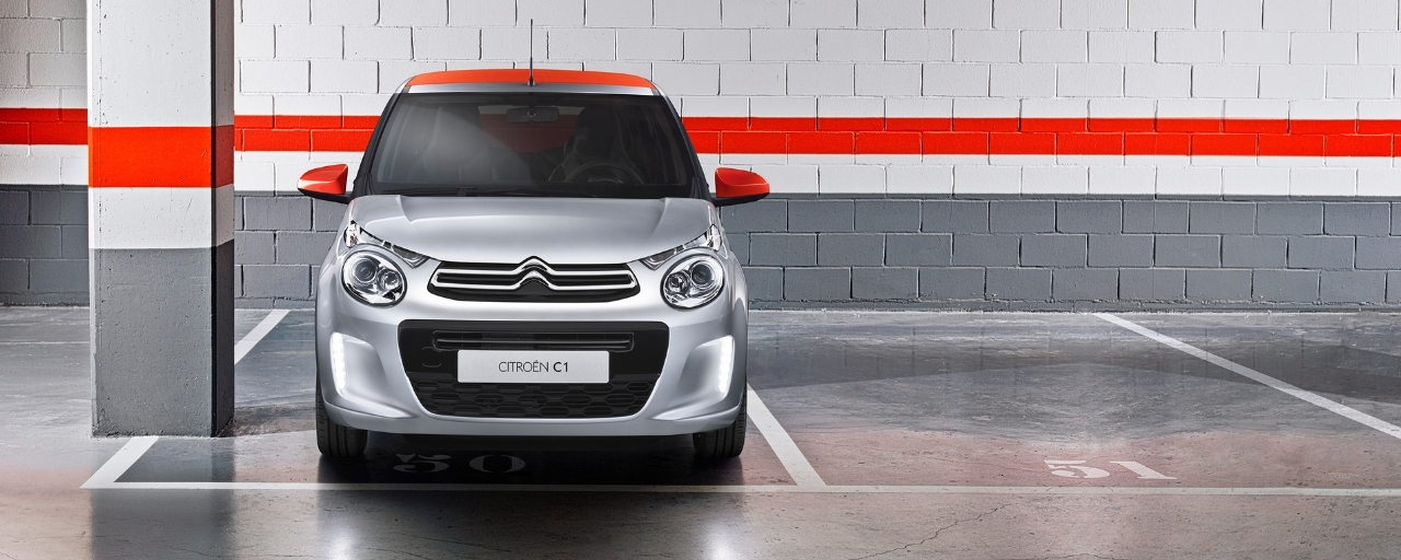 Citroën C1 leasen