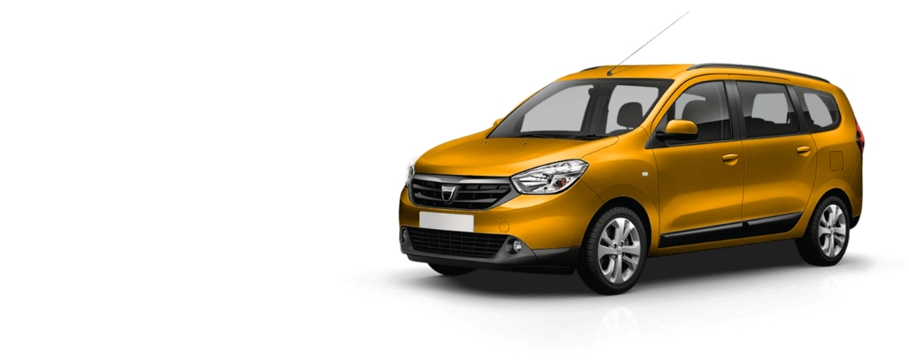 Dacia Lodgy leasen