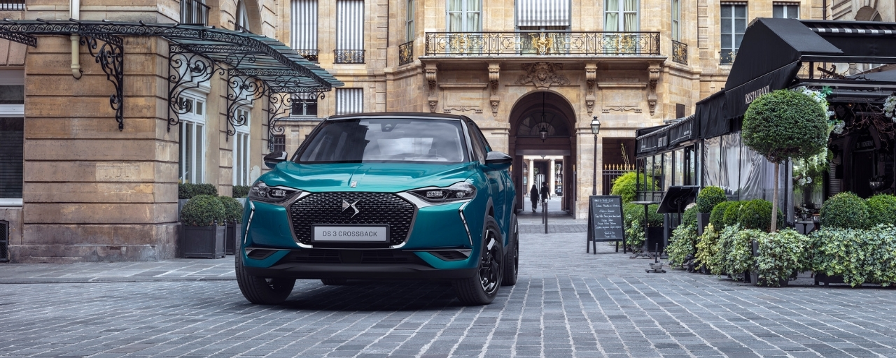 DS DS 3 Crossback leasen