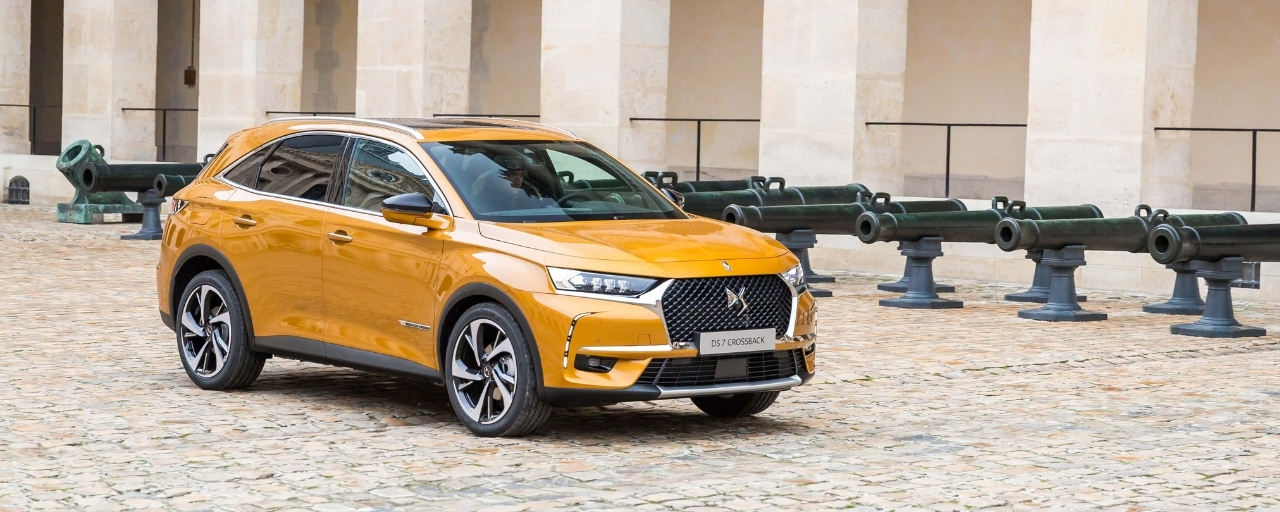 DS DS 7 Crossback leasen