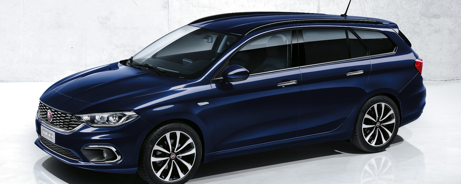 Fiat Tipo Stationwagon leasen