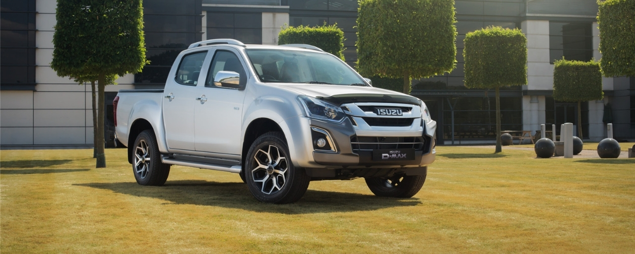Isuzu leasen