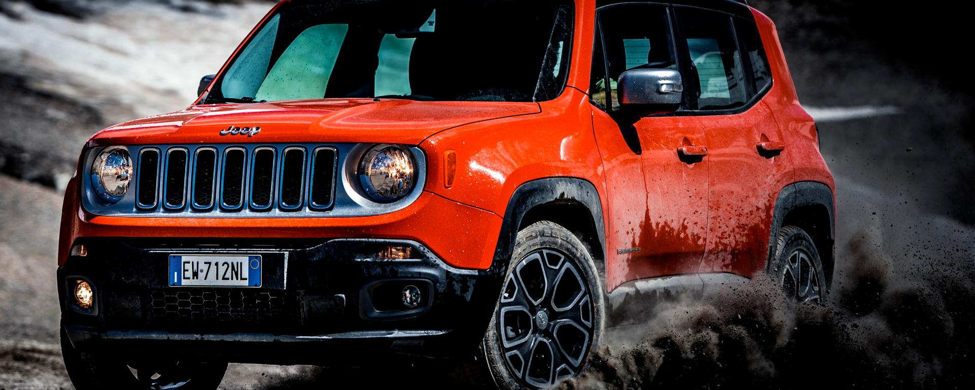 Jeep Renegade leasen