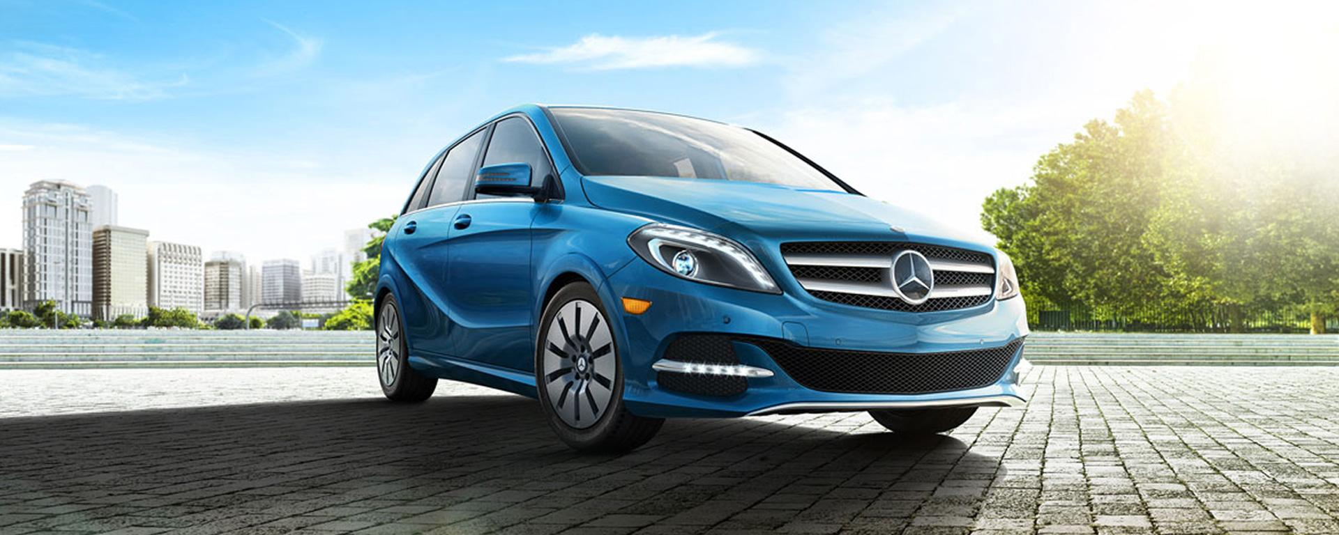 Mercedes-Benz B-Klasse leasen