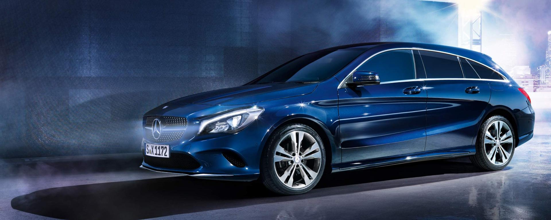 Mercedes-Benz CLA Shooting Brake leasen
