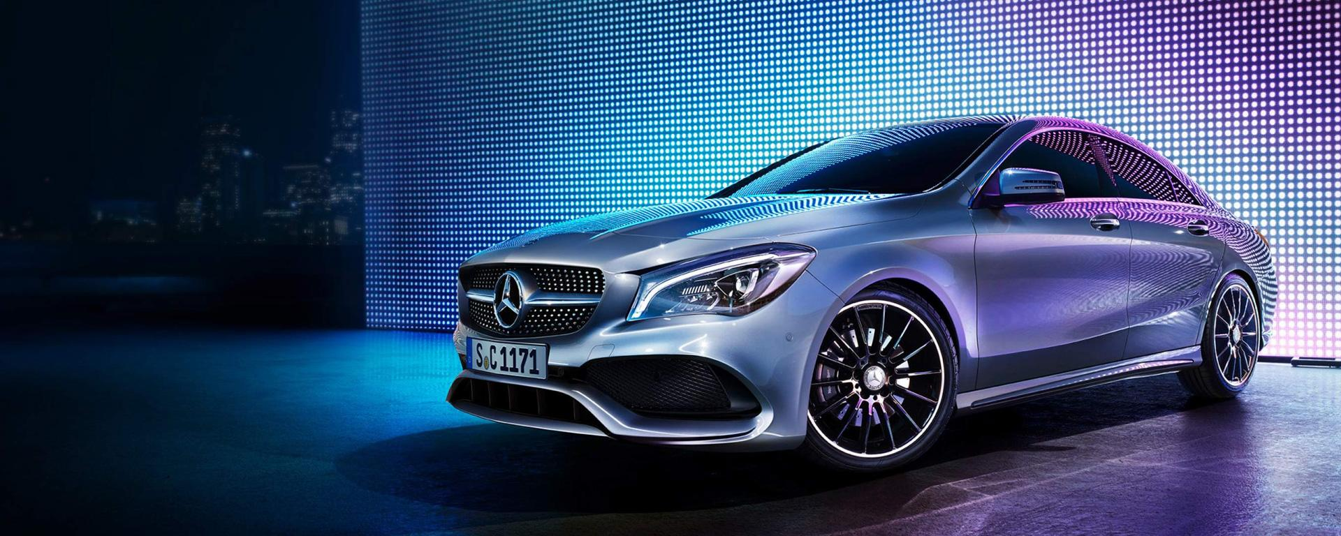 Mercedes-Benz CLA leasen
