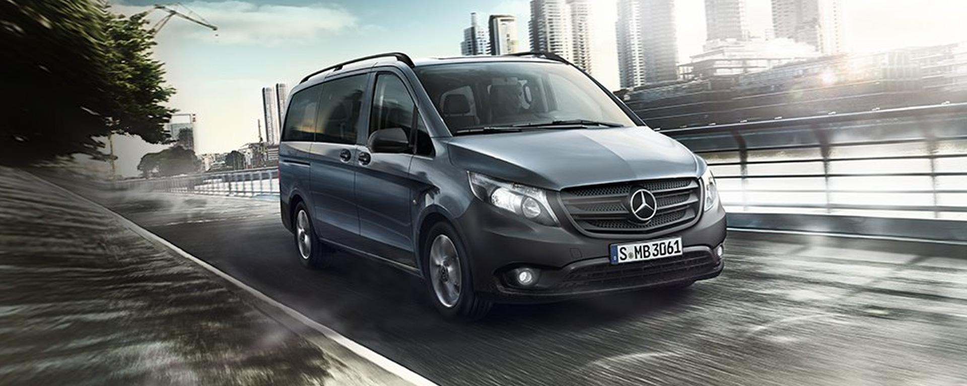 Mercedes-Benz Vito Tourer leasen