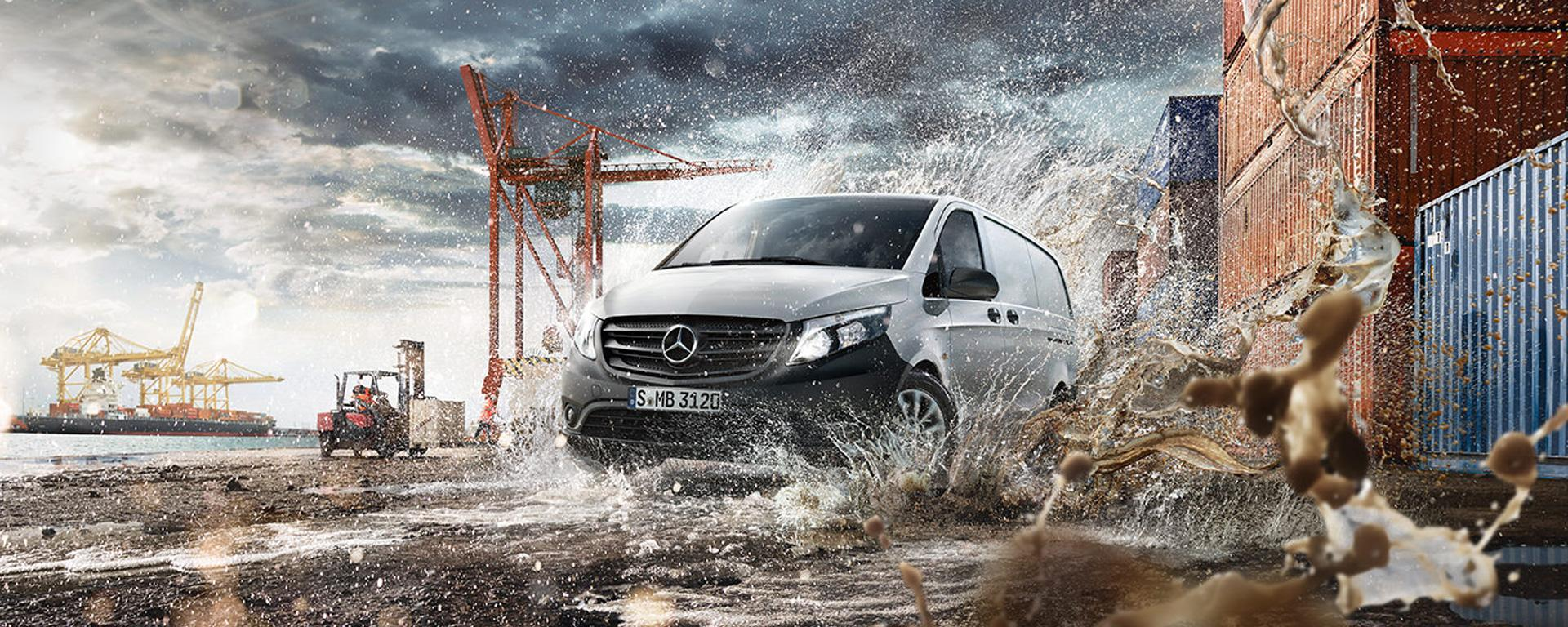 Mercedes-Benz Vito leasen
