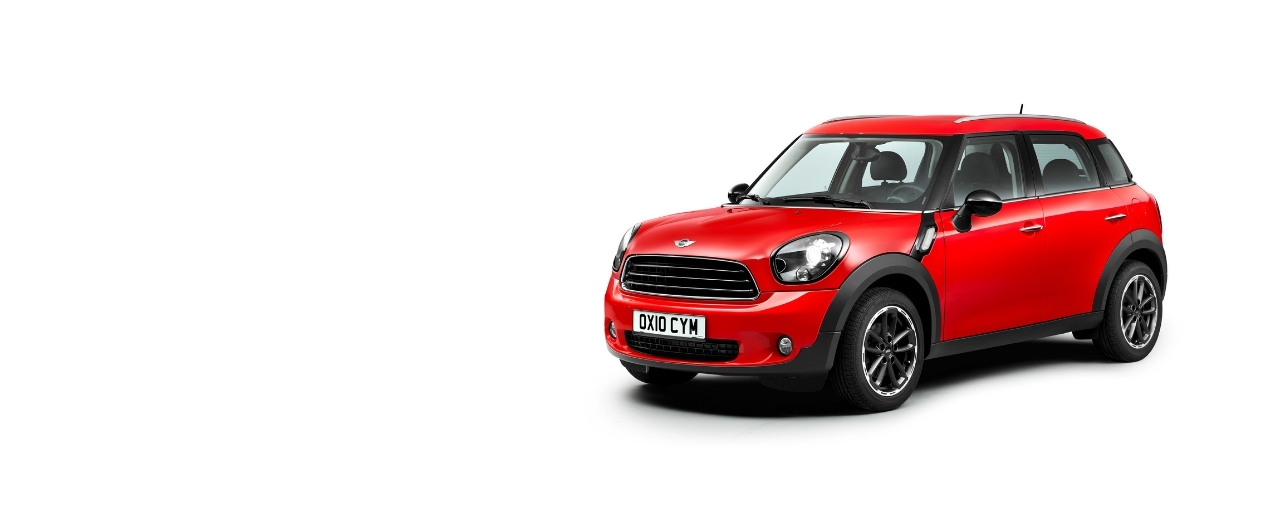 MINI Countryman leasen
