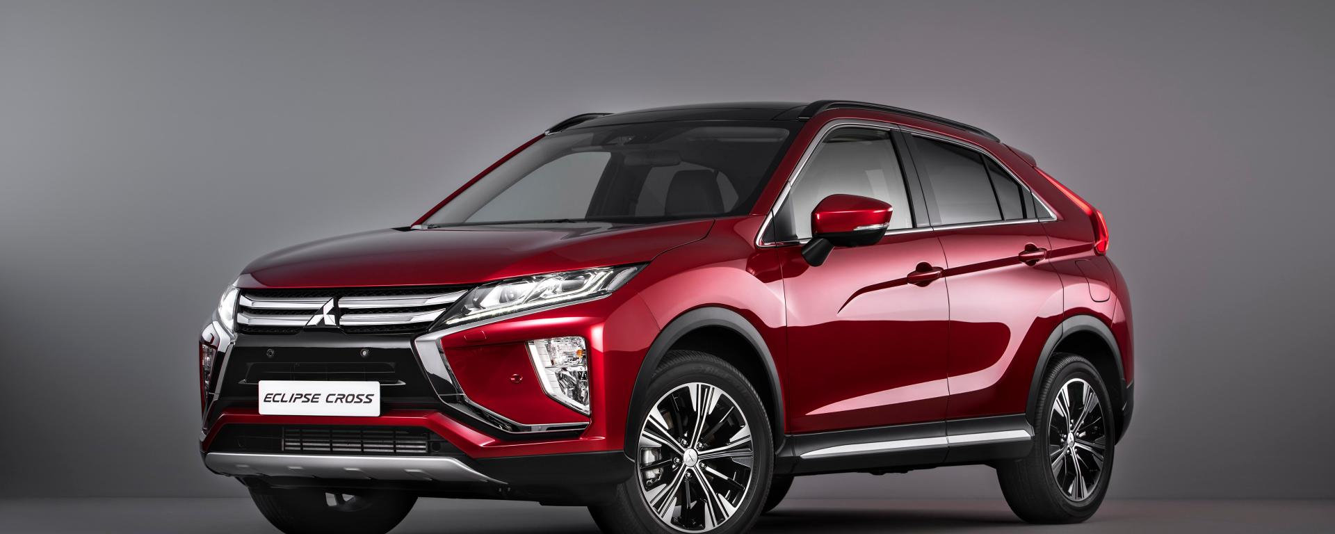 Mitsubishi Eclipse Cross leasen