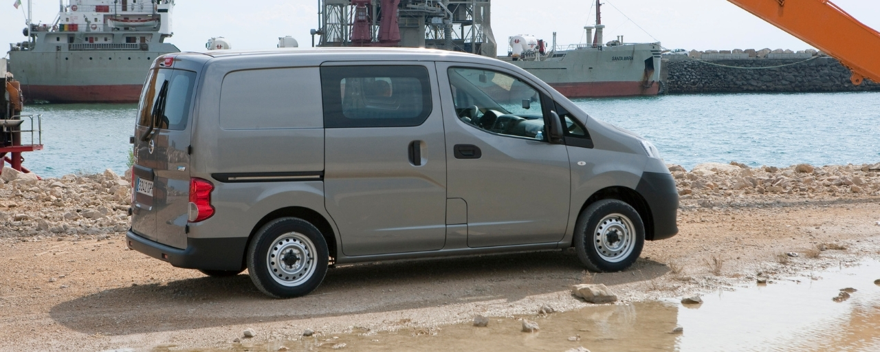 Nissan NV200 leasen