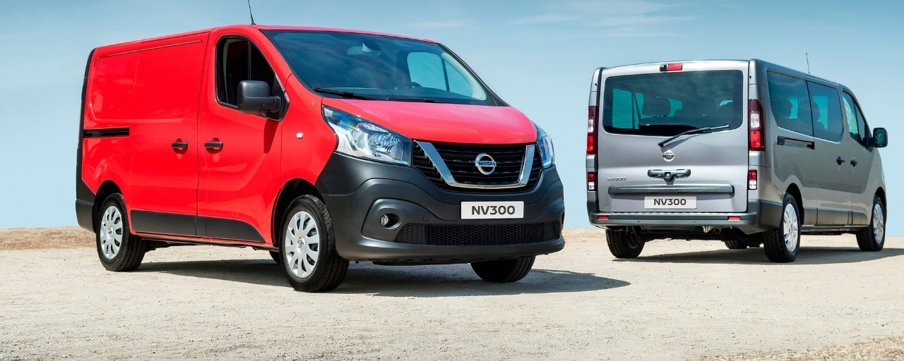 Nissan NV300 leasen