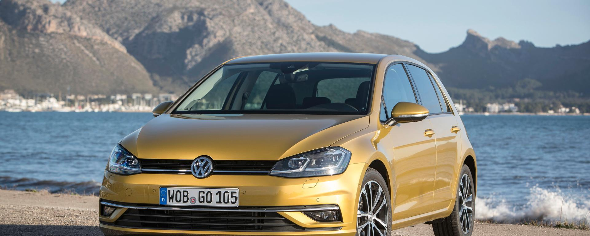 Volkswagen Golf leasen